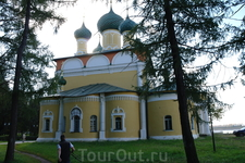 Это тоже один из храмов Кремлевского ансамбля г. Углича