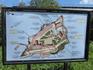 Карта крепости