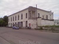 улицы и старые дома (начало ХХ в.) Сортавалы.