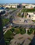 перекрёсток пр.Тракторостроителей и Эгерского бульвара