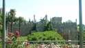 Четыре стороны Воронцовского дворца построены в разных стилях.