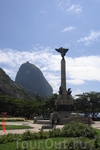 Рио-де-Жанейро. Гора Сахарная Голова