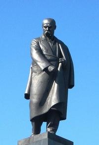 Харьковский памятник Тарасу Шевченко