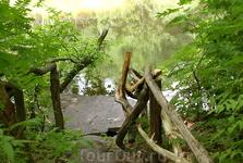 усадьба на реке Нарочанка, сплавы на байдарках