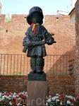 памятник детям-повстанцам Великой Отечественной Войны с фашизмом