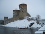 замок в Савонлинне