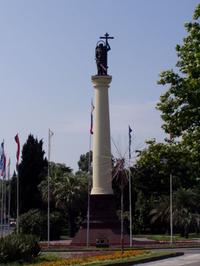 Сочинский монумент Михаила-Архангела