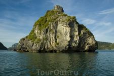 Остров в заповеднике