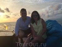 Вот и подходит к концу наш отпуск. Полный шарма, романтики и мальдивского гостеприимства.