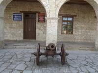 Дербентская крепость.
