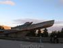 Торпедный катер - мемориал в честь моряков-Балтийцев.
