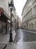 Вот такие улочки в Будапеште...