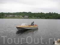 Подготовка к выезду на рыбалку