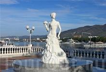 Скульптура Белая невеста