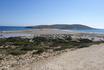 """Прасониси - место слияния Эгейского и Средиземного морей на юге Родоса. Знаменитый """"поцелуй двух морей"""". Издалека напоминает бабочку. Она, кстати, один ..."""