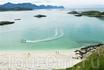 Пляж на острове Соммарёй, губерния Трумс. Foto: C.H./Innovation Norway