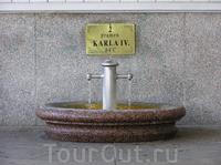 Источник Karla IV