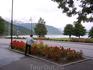 Кинсарвик называют норвежской Швейцарией. Здесь тепло, солнечно, превосходно растет вишня, черешня, малина...