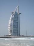 Burj Al Arab, Парус, 7-ми звездочный отель