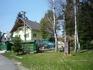 Скромный домик недалеко от станции Штрба (там в принципе таких довольно много)