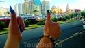 Путь лежал через столицу этого государства - солнечную и жизнерадостную Манилу :)