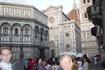 Самое  знаменитое из  архитектурных сооружений  Флоренции - собор  Санта-Мария-дель_Фьоре (Святая  Дева Мария с цветком), Кампанела  Джотто, Баптистерий ...