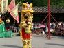 Храм поклонения предкам Фошань Танец дракона
