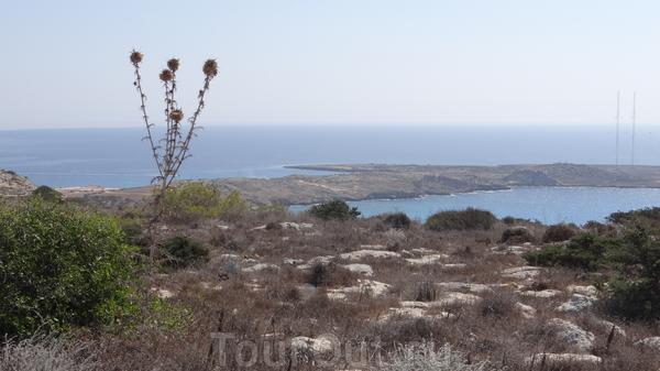 Вот она - красота Кипра...