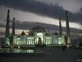 """Мечеть """"Туркменбаши Рухы"""" (Духовность Туркменбаши... Там же находится мавзолей, где похоронен Туркменбаши и члены его семьи.   """"Крупнейшая в Центральной ..."""