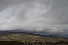 дорога из Шигадзе в Тингри