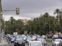 Пальма де Майорка,траффик