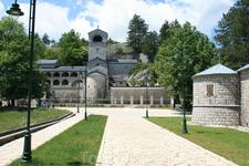 Монастырь Св. Петра Цетиньского