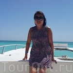 Поездка на катере на остров Саона