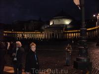 Неаполь.Королевский дворец.