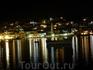 Emborio ночью