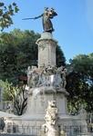 Статуя Свободы в Марселе