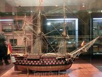 Идея музея появилась в 1792 году, но для широкой публики он был открыт только в 1843 году.