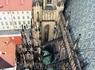 Вид с колокольни Собора Святого Вита
