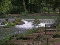В Английском парке