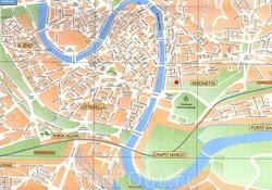 Карта Вероны (на итальянском языке)
