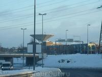"""прощальный взгляд на Хельсинки. Дорога на причал """"ВИКИНГ-ЛАЙН"""""""