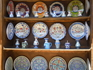 Сувениры из Несебра (больше напоминают турецкие - сказываются годы захвата Болгарии турками :)))