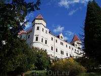 Башни замка Конопиште