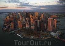 Манхэттен и Финансовый Район, Нью-Йорк