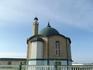 Мечеть по дороге из Дербента в Махачкалу.
