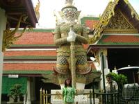 24 декабря 2010. Бангкок. Grand Palace.
