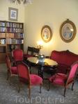 Haikko Manor - помещение библиотеки
