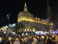 Майдан незалежности (Площадь НЕзависимости)
