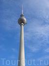 Фотография Берлинская телебашня