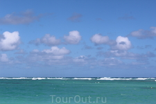 Большинство отелей  расположены в районе Баваро на берегу Атлантического океана.